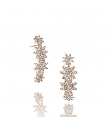 Vixi Nova Star Bar Statement Earrings