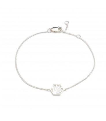 Rachel Jackson Serenity Chain Bracelet