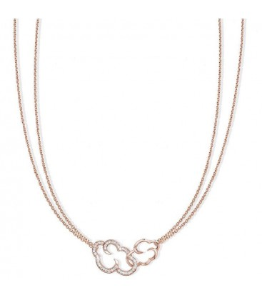 Daydream Linked Necklace Rose