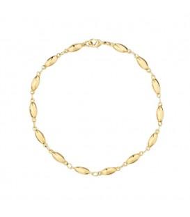 Mirabelle Pepin Chain Bracelet