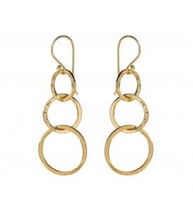 Mirabelle Lolita Loop Earrings