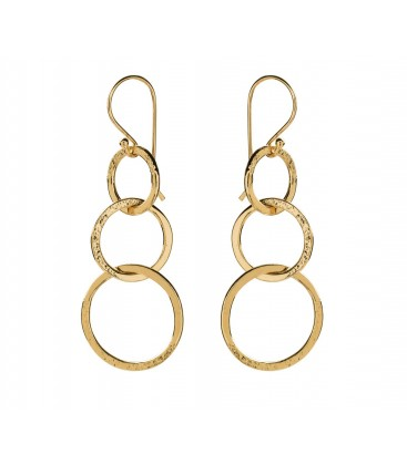 Mirabelle Lolita Loop Earrings