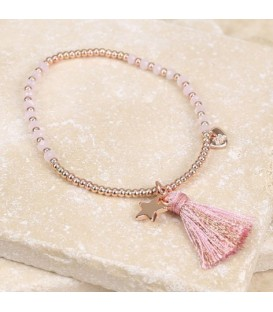 Tassel Star Friendship Bracelet