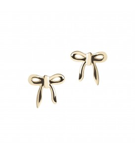 Bow Studs Gold