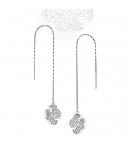 Vixi Daydream 'shoulder grazer' earrings