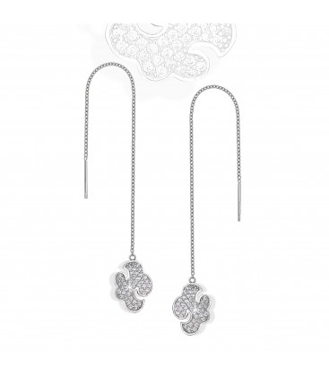 Daydream 'shoulder grazer' earrings