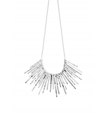 Chris Lewis Symmetrical Dazzle Necklace