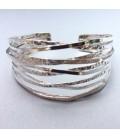 Chris Lewis Wound Cuff Bracelet