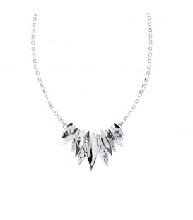 Chris Lewis Small Jagged Leak Necklace